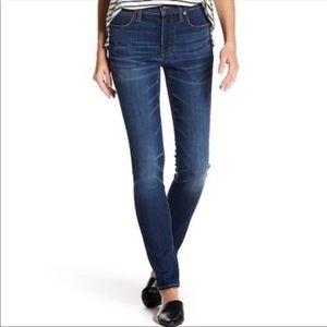 Madewell skinny jean 24